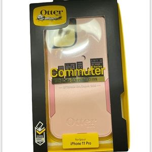 🔥NEW in BOX🔥 Otterbox PINK Iphone 11 Pro Case